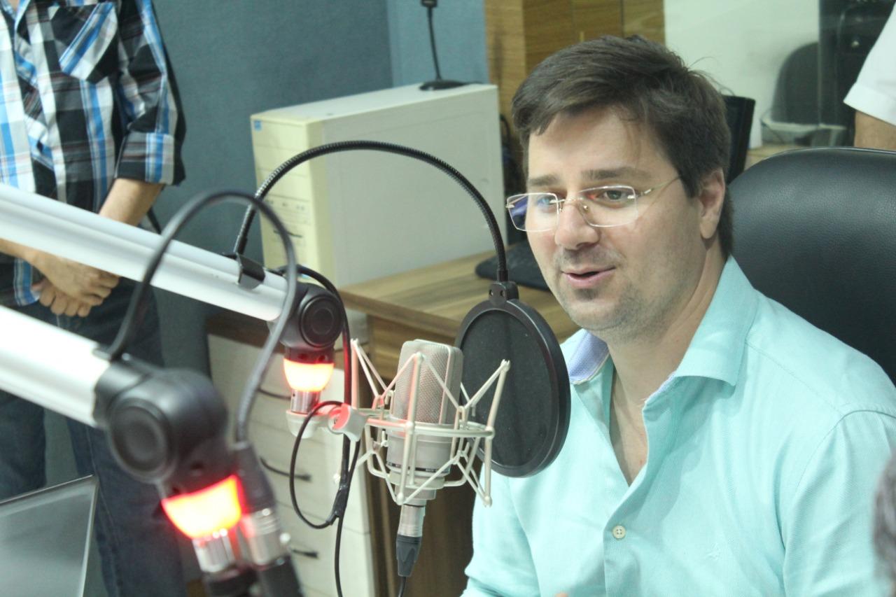 Foto: Rádio Imprensa